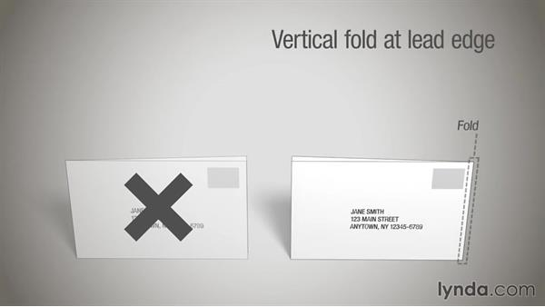 Guidelines for folded self-mailers (FSM): Print Production Essentials: Direct Mail