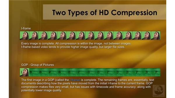 HD compression: HD Workflows with Final Cut Studio 2