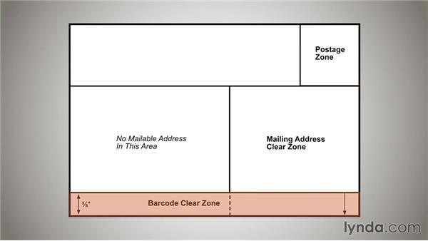 Designing postcards: Print Production Essentials: Direct Mail