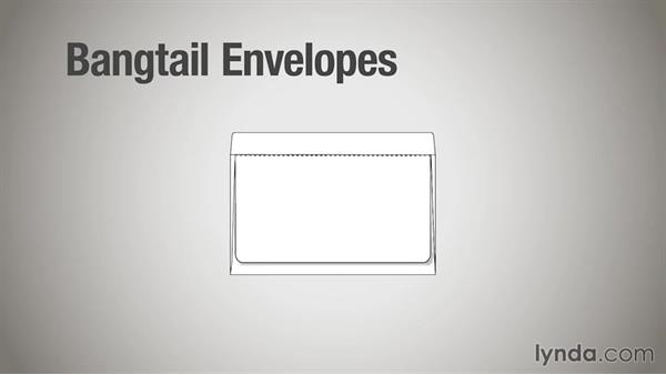 Envelope styles: Print Production Essentials: Direct Mail