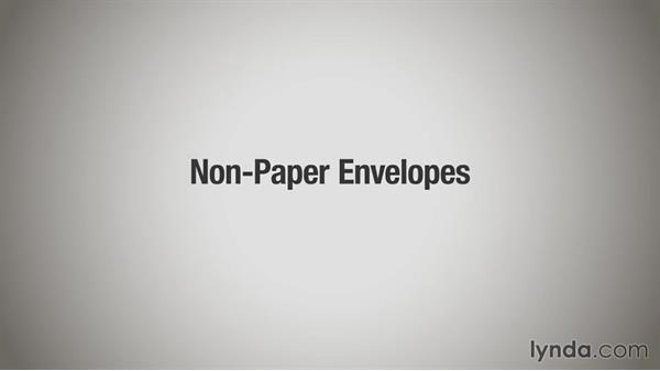 Envelope materials: Print Production Essentials: Direct Mail