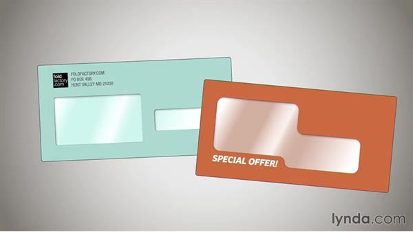 Window envelopes: Print Production Essentials: Direct Mail
