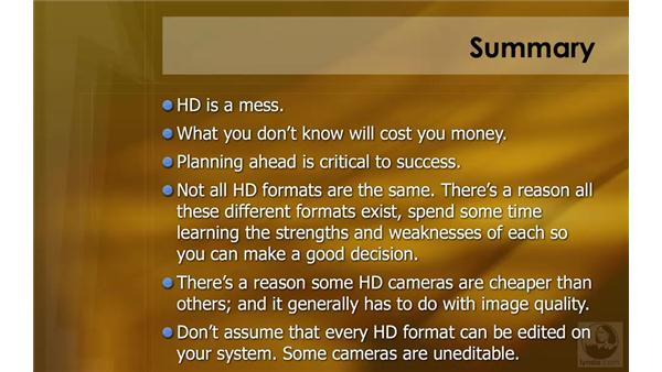 Summary: HD Workflows with Final Cut Studio 2