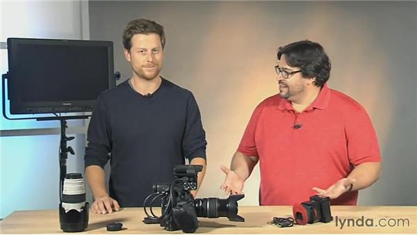 Shooting with the Canon C300: Video Gear Weekly