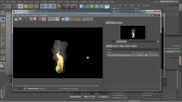 Welcome: TurbulenceFD for CINEMA 4D Essential Training