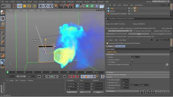 Creating Collider objects