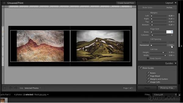 How to create a diptych in Lightroom: Introduction to Photo Compositing