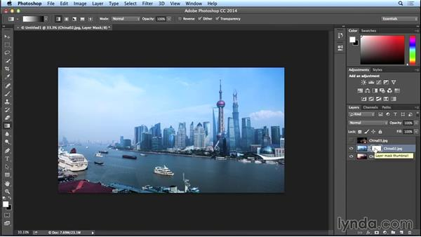 Blending night into day: Introduction to Photo Compositing