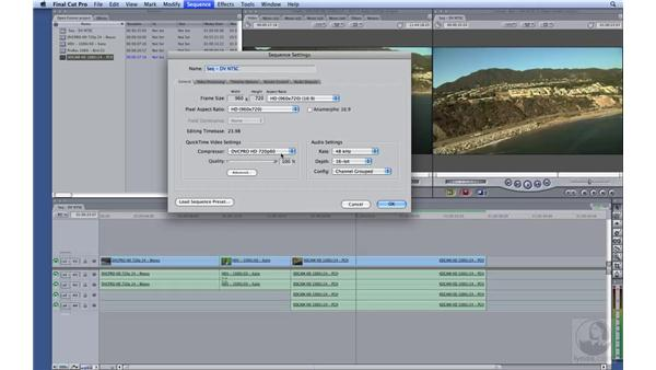 The open format Timeline: HD Workflows with Final Cut Studio 2
