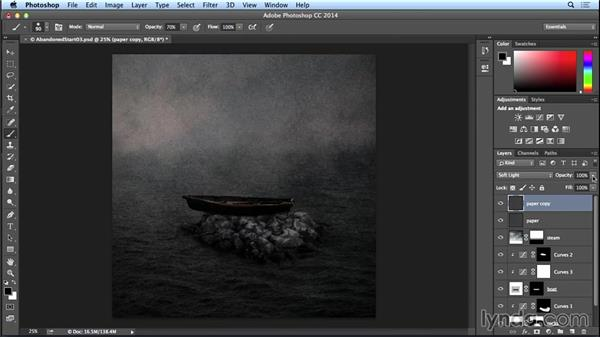 Unifying using color and texture: Introduction to Photo Compositing