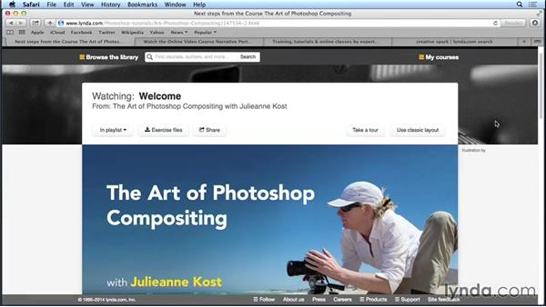Next steps: Introduction to Photo Compositing