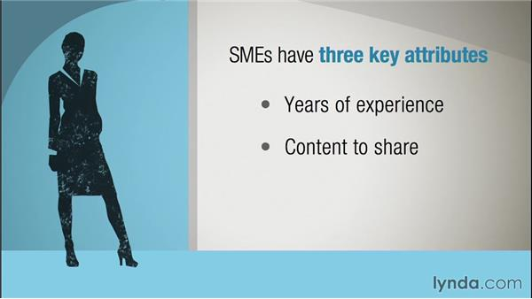 What is a SME?: Instructional Design Essentials: Working with SMEs