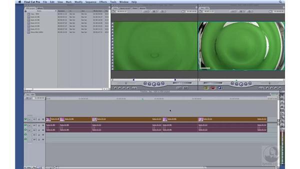 Rendering HDV footage: HD Workflows with Final Cut Studio 2