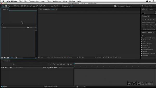 Which versions of After Effects CC does this course cover? (CC 2014.1): After Effects CC Essential Training