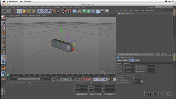 3D foundations (CC 2014.1): After Effects CC Essential Training
