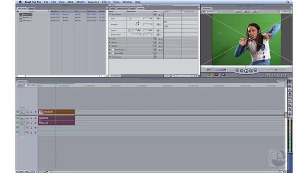 Downconverting in FCP: HD Workflows with Final Cut Studio 2