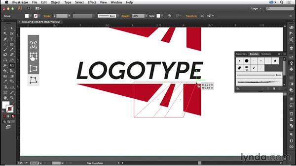 Lines: Logo Design Techniques