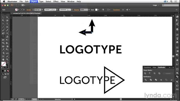 Arrows: Logo Design Techniques