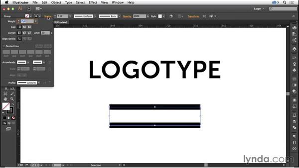 More arrows: Logo Design Techniques