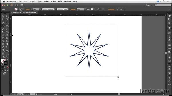 Stars: Logo Design Techniques