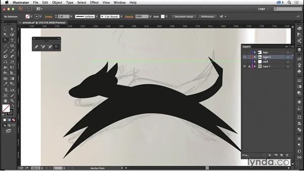 Designing with animal-inspired imagery: Logo Design Techniques
