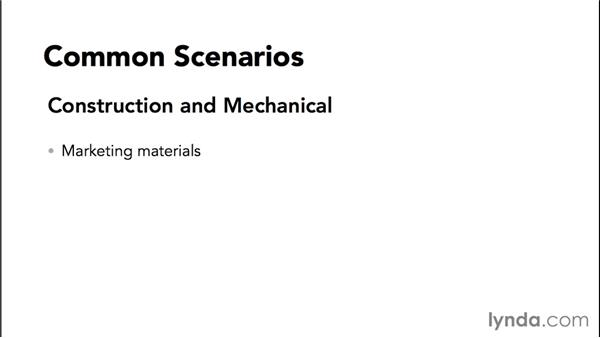 Common scenarios: Adobe Illustrator: Working with AutoCAD Files