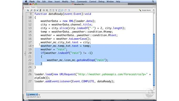 In practice pt. 1: Building rain in a weather application: ActionScript 3.0: Building Particle Systems