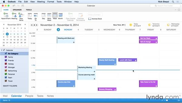 Working with Outlook: Outlook for Mac First Look
