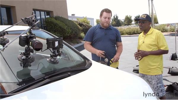 Hood suction mount: Pro Video Tips