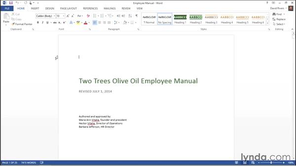 Ensuring you never lose an Office document: Weekly Office Workshop