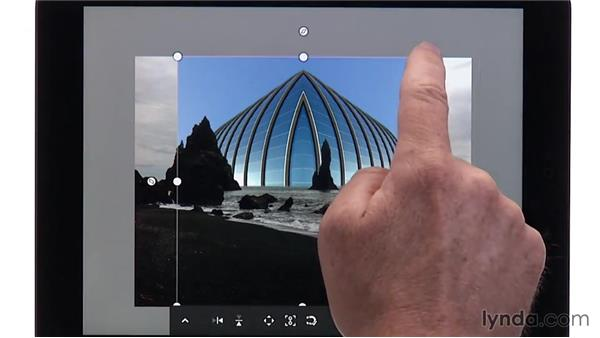 Working with layers in Photoshop Touch: Creating Photo Composites on Smartphones and Tablets