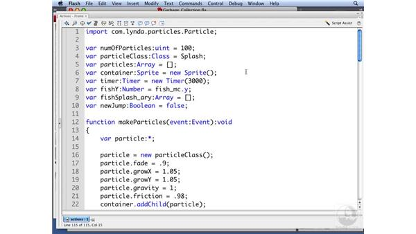 Understanding garbage collection: ActionScript 3.0: Building Particle Systems