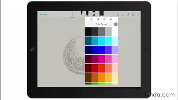 The pencil and the eraser: Drawing on the iPad with Adobe Sketch