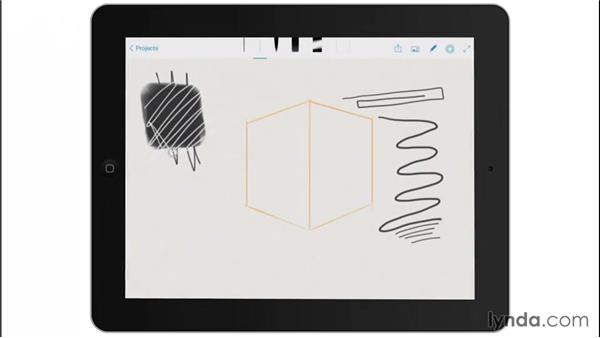 The fine liner: Drawing on the iPad with Adobe Sketch