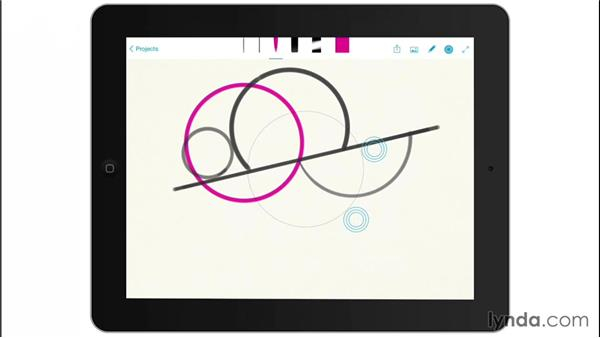 Shapes: Drawing on the iPad with Adobe Sketch