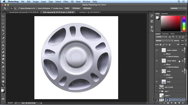 Creating hubcaps: Part two: Bert Monroy: The Making of Amsterdam Mist, the Vehicles