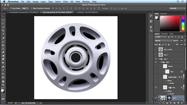 Creating hubcaps: Part three: Bert Monroy: The Making of Amsterdam Mist, the Vehicles