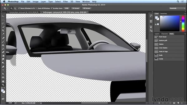 Assembling the interior of the cars: Bert Monroy: The Making of Amsterdam Mist, the Vehicles