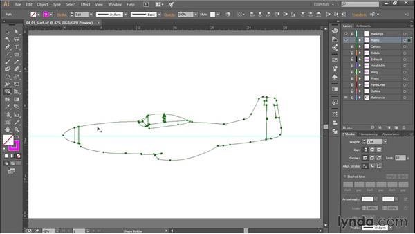 Masking your work: Creating Aircraft Profiles with Adobe Illustrator and Photoshop