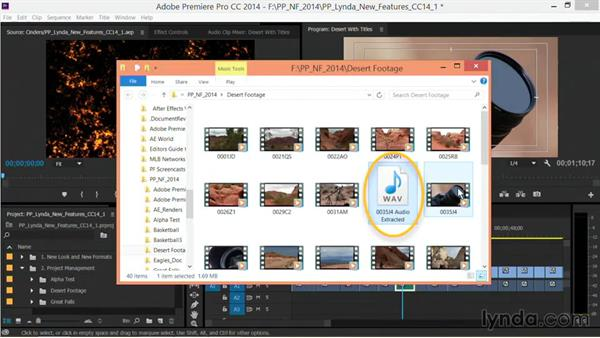 Improvements to editing in Audition: Premiere Pro: Creative Cloud Updates