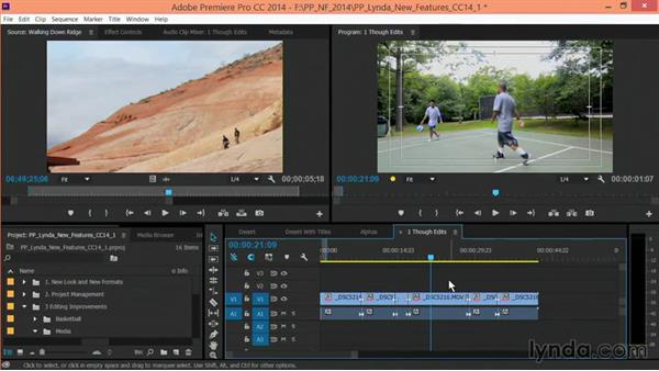 Join all through edits: Premiere Pro: Creative Cloud Updates