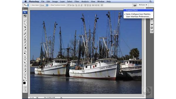 Setting preferences: Photoshop CS3 for Designers