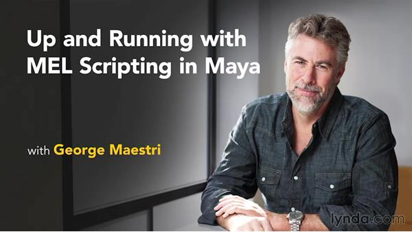 Goodbye: Up and Running with MEL Scripting in Maya