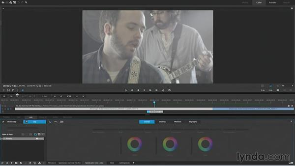 Welcome: Premiere Pro Guru: Lumetri Workflows using SpeedGrade and Direct Link
