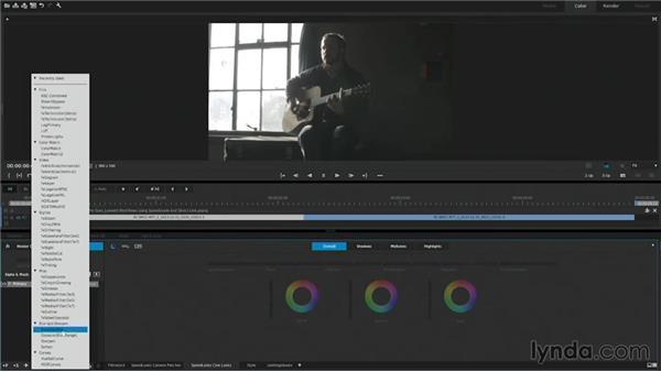 Look layers: Premiere Pro Guru: Lumetri Workflows using SpeedGrade and Direct Link
