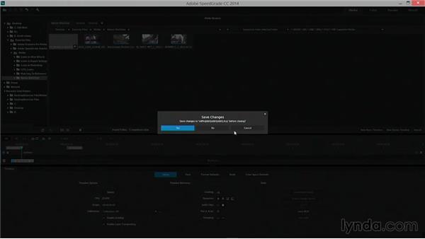 Native workflow: Premiere Pro Guru: Lumetri Workflows using SpeedGrade and Direct Link