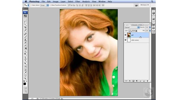 Creating brush presets from imported Illustrator art : Photoshop CS3 for Designers