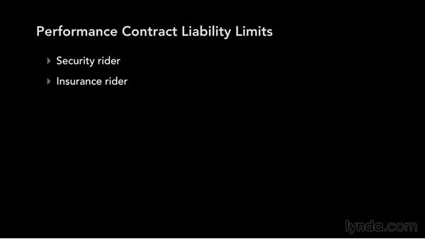 Liability and safety: Music Law: Recording, Management, Rights, and Performance Contracts