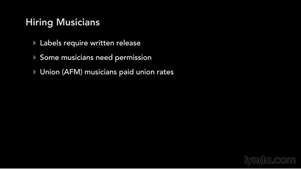 Musician releases: Music Law: Recording, Management, Rights, and Performance Contracts