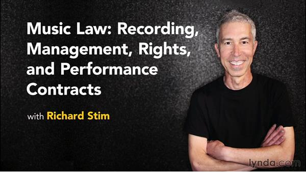 Next steps: Music Law: Recording, Management, Rights, and Performance Contracts